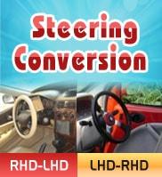 Steering Conversion