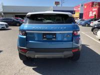 Land Rover Evouque